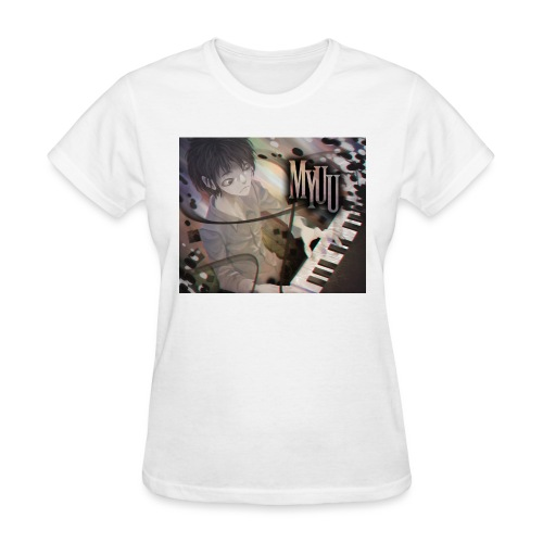 Dark Piano 1 - Women's T-Shirt