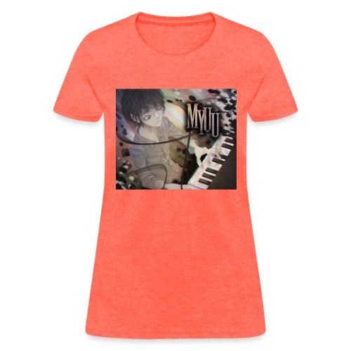 Dark Piano 1 - Women's T-Shirt