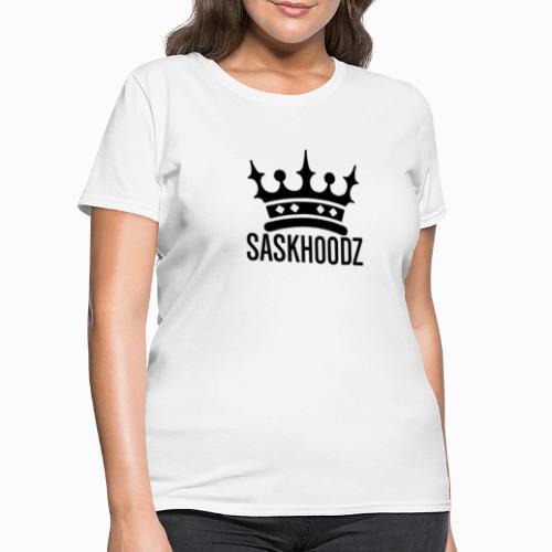 king saskhoodz - Women's T-Shirt