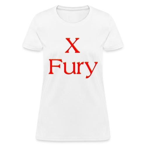 X Fury - Women's T-Shirt