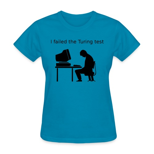 Turing test - Women's T-Shirt
