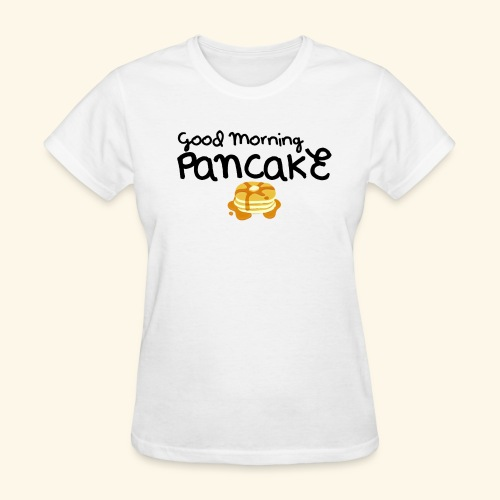 Good Morning Pancake Mug - Women's T-Shirt