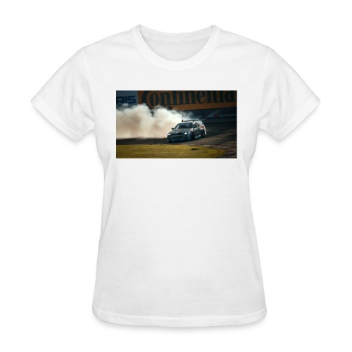 nissan skyline gtr drift r34 96268 1280x720 - Women's T-Shirt