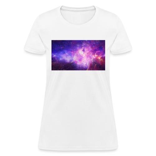 big galaxy - Women's T-Shirt