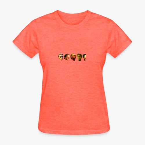 4 and 1/2 Douglases - Women's T-Shirt