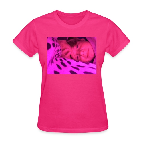 Purple under my bed - Women's T-Shirt