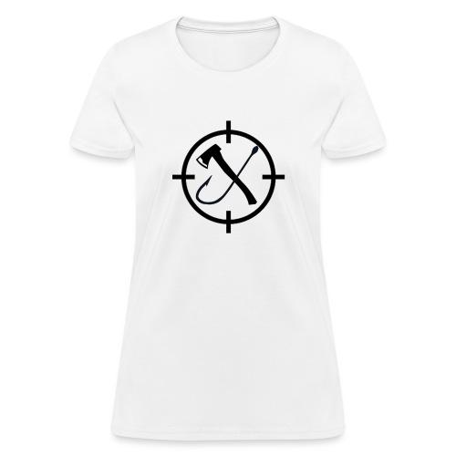 Hooks&Triggers Logo - Women's T-Shirt