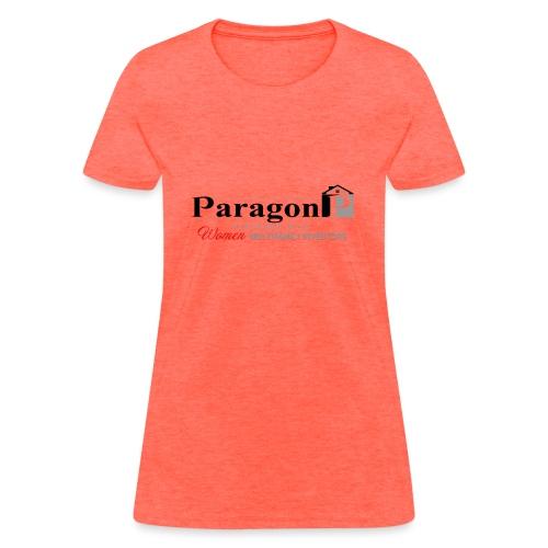 Shop Paragon Investment Partners Gear - Women's T-Shirt