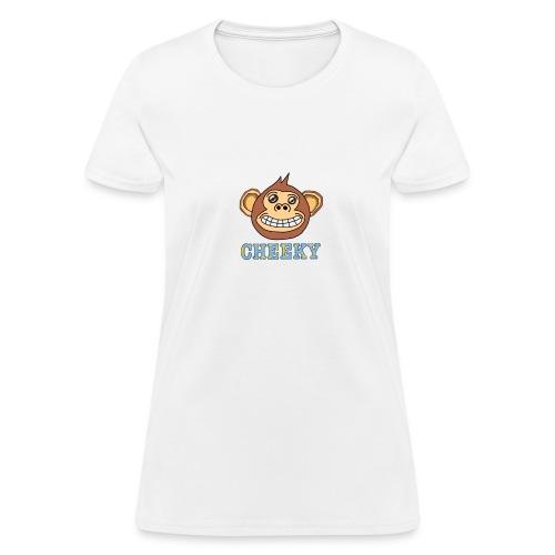 cheeky monkey - Women's T-Shirt