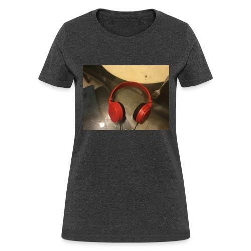 The amazing headphone - Women's T-Shirt