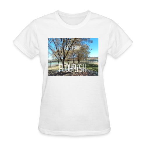 dj sterny flourish - Women's T-Shirt