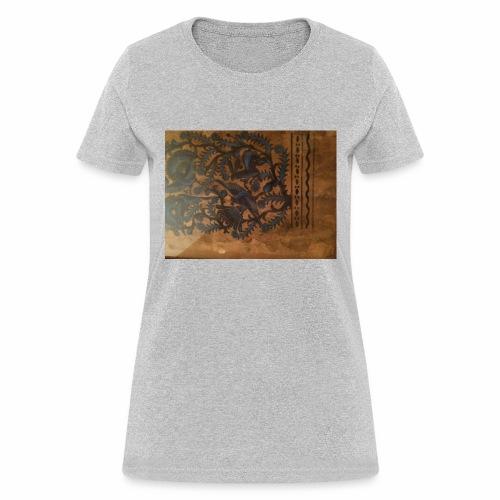 Dilfliremanspiderdoghappynessdogslikeitverymuchtha - Women's T-Shirt