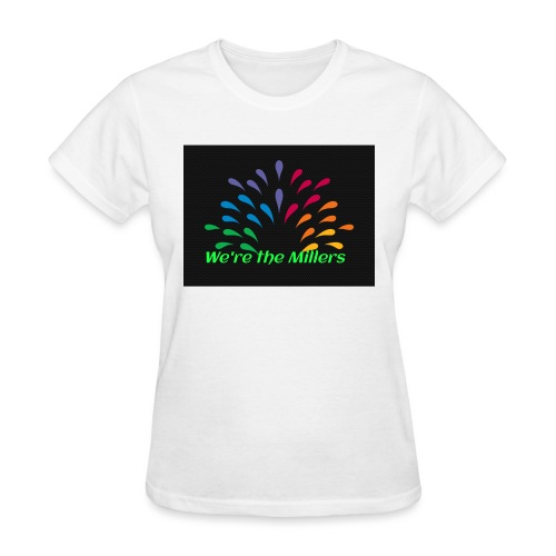 We're the Millers logo 1 - Women's T-Shirt