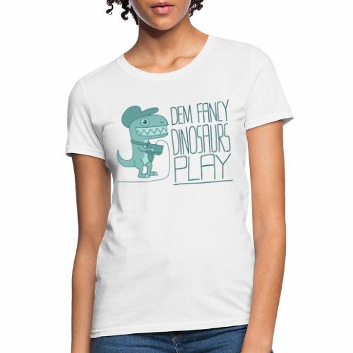Dem Fancy Games transparent - Women's T-Shirt