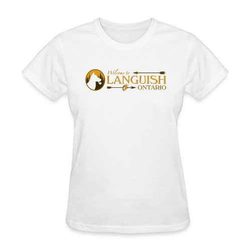 Welcome to Languish - Women's T-Shirt