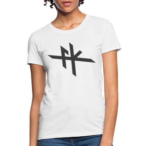 Parallel Symbol - Women's T-Shirt