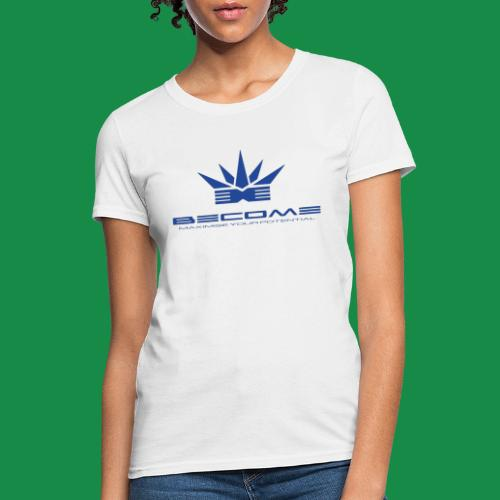 makare BLUE - Women's T-Shirt