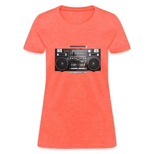 Helix HX 4700 Boombox Magazine T-Shirt - Women's T-Shirt
