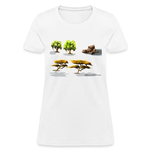 Naturelle - Women's T-Shirt