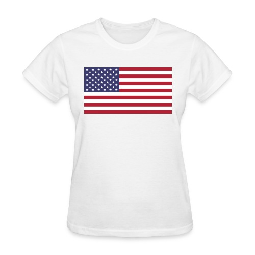 Flag - Women's T-Shirt