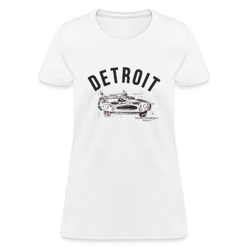 Detroit Art Project - Women's T-Shirt