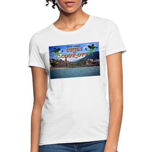 Puerto Vallarta From the Sea - Women's T-Shirt