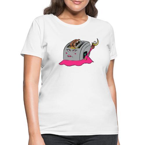 Toaster2 - Women's T-Shirt