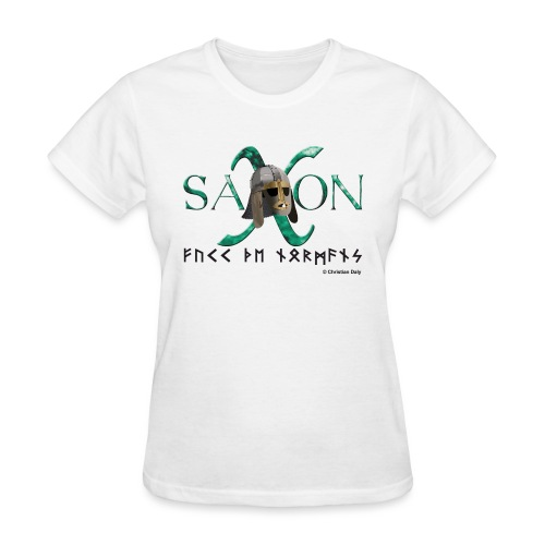 Saxon Pride - Women's T-Shirt