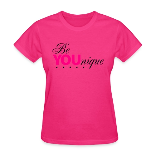 Be Unique Be You Just Be You - Women's T-Shirt