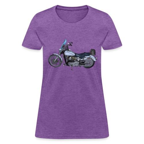 Motorcycle L - Women's T-Shirt