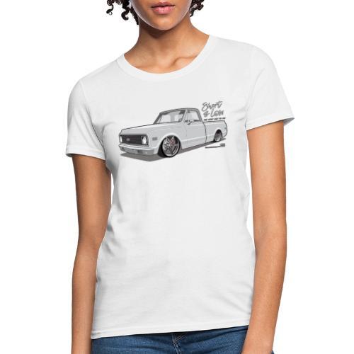 Short & Low C10 - Women's T-Shirt