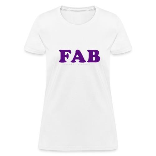 FAB Tank - Women's T-Shirt