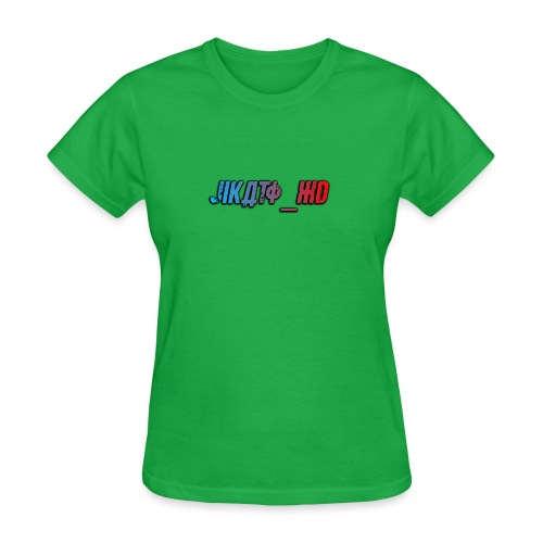 Jikato XD - Women's T-Shirt