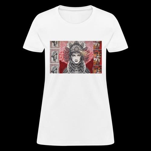graffiti - Women's T-Shirt