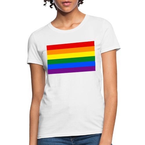 LGBT pride clothes - Women's T-Shirt