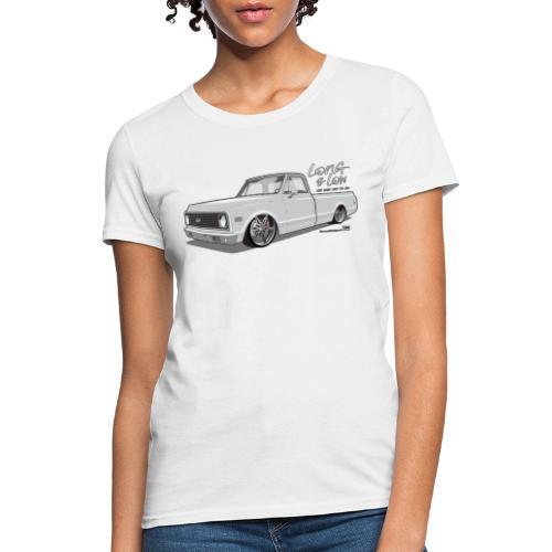Long & Low C10 - Women's T-Shirt