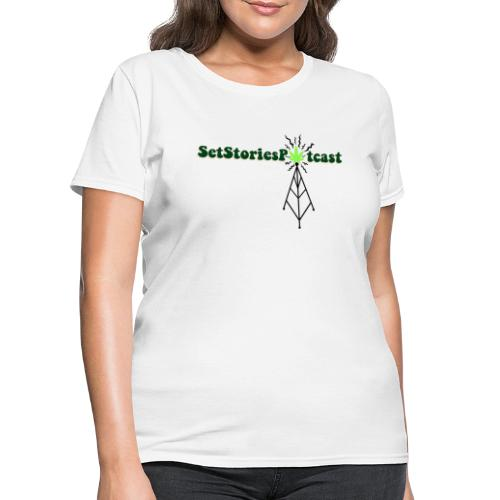 Potcast T Shirt Season 3 White - Women's T-Shirt