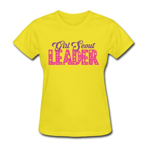 Girl Scout Leader - Women's T-Shirt