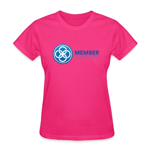 IICT Member Logo - Women's T-Shirt