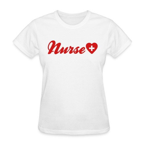 Nurse Heart - Women's T-Shirt