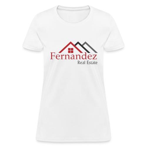 Fernandez Real Estate - Women's T-Shirt