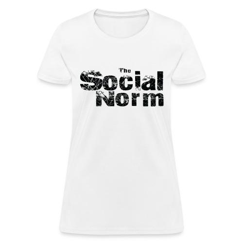 The Social Norm Official Merch - Women's T-Shirt