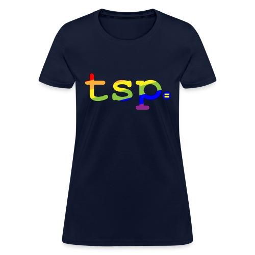 tsp pride updated 01 - Women's T-Shirt