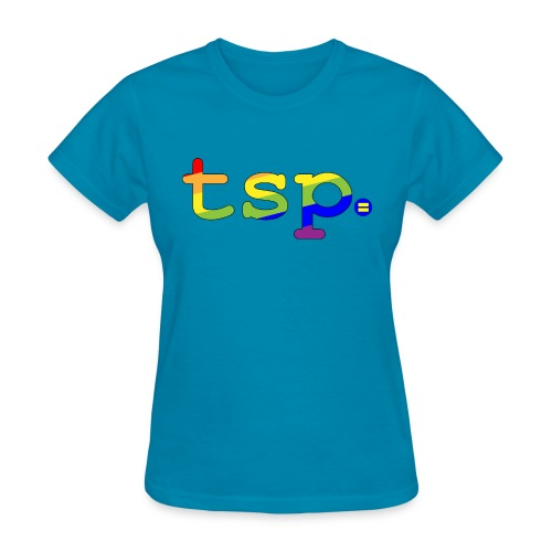 tsp pride - Women's T-Shirt