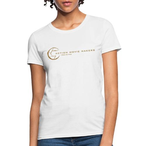 AMMT Logo Modern Look - Women's T-Shirt
