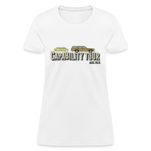 Capability Tour - Women's T-Shirt