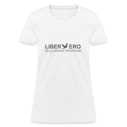 LiberEro logo - Women's T-Shirt