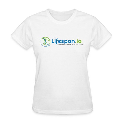 Lifespan.io 2021 - Women's T-Shirt