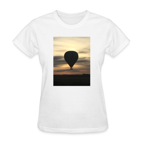 hot air balloon - Women's T-Shirt