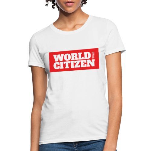World Citizen - Women's T-Shirt